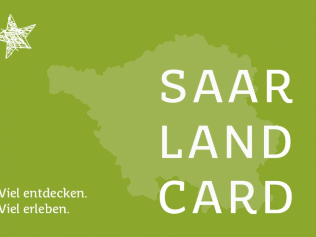On Tour mit der Saarland Card